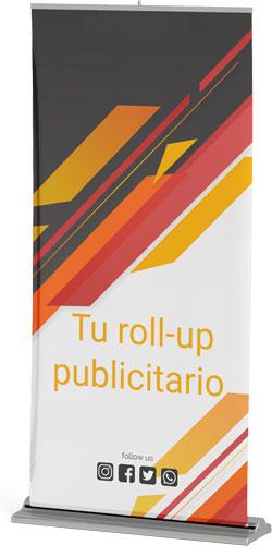 Tu roll-up publicitario